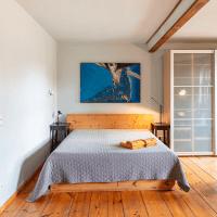 bequemes Bett mit guten Matratzen